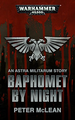 Baphomet By Night (Warhammer 40,000) (English Edition)