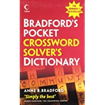 Collins Bradford's Crossword Solver's Pocket Dictionary (Collins GEM)