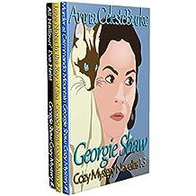 Georgie Shaw Cozy Mystery Series: Novellas 1-3 (English Edition)