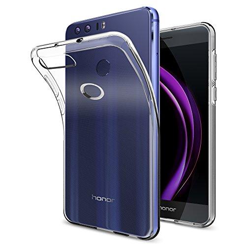 Spigen l09cs20883Coque transparente pour Huawei Honor 8en TPU