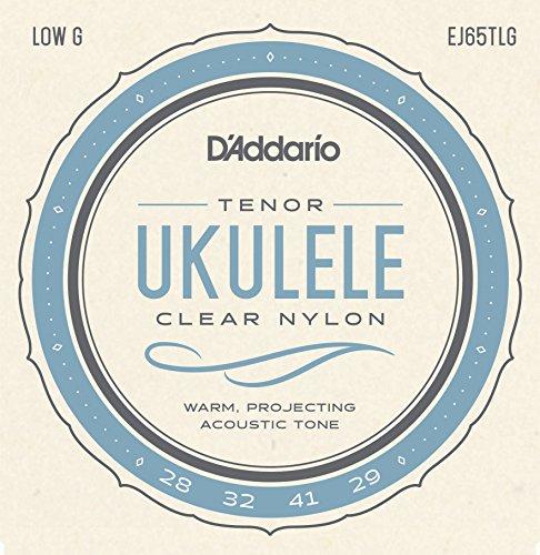 Daddario EJ65TLG Pro-Arté Saite für Ukulele (Tenor Low G)