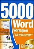 5.000 Word-Vorlagen Bild