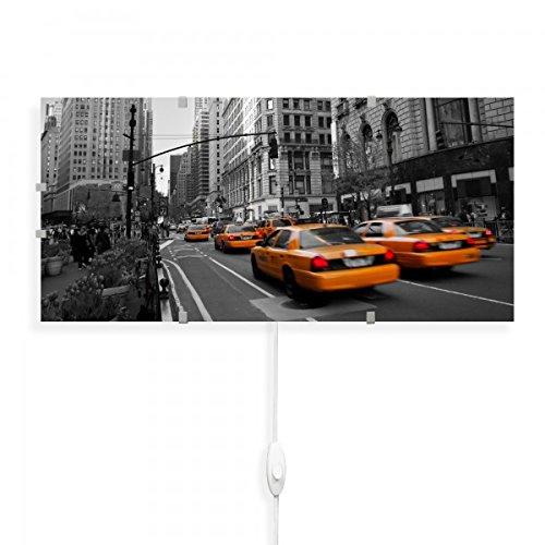 banjado-Wandleuchte-56cmx26cm-Wandlampe-Design-Lampe-LED-Leuchte-mit-Schalter-und-Motiv-New-York-Taxi
