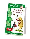 eBook Gratis da Scaricare LKM S24 CreativaMente Libro Gioco MINILUK Divertiti a Contare Gioca con I Numeri (PDF,EPUB,MOBI) Online Italiano