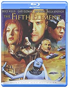 The Fifth Element [Blu-ray] [1997] [US Import]
