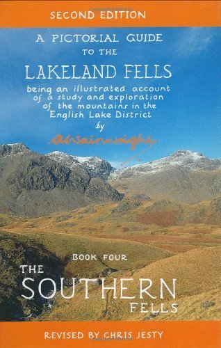 The Southern Fells Second Edition (Pictorial Guides to the Lakeland Fells) by Wainwright, Alfred (2007) Hardcover
