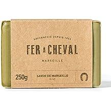 Fer à Cheval - Véritable Savon de Marseille à l'huile d'olive - Savonnette 250g