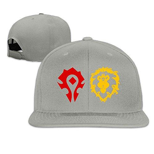 thna-world-of-warcraft-horde-logo-adjustable-fashion-baseball-cap-ash
