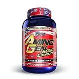 Amino Gen 6000 Complex 180 Capsulas Bcaa, Aminoácidos Esenciales