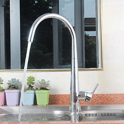 XBR robinet d'eau chaude et froide lavage laver les légumes _ cuisine tamis piscine 360 vertical unique bassin froid contenant de l'eau le tuyau d'admission d'eau chaude,quatre - vingt - mille cinq cent deux