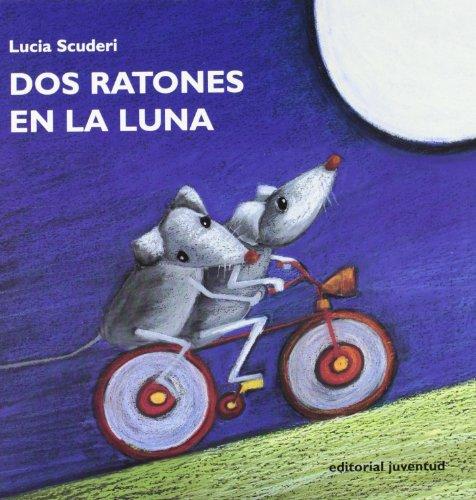Dos ratones en la luna por Scuderi