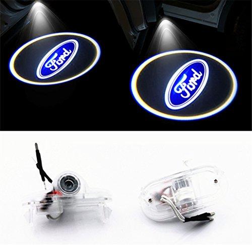 Preisvergleich Produktbild Einstiegsbeleuchtung Laser Projektor Door Logo Licht für Maike S-MAX Mondeo (2Stk)