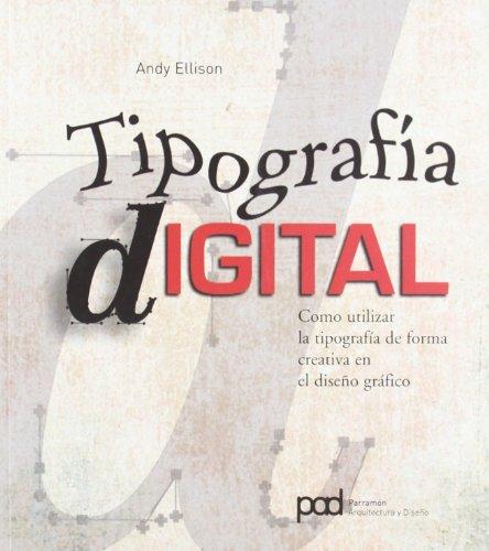 TIPOGRAFIA DIGITAL (Diseño gráfico) por Andy Ellison