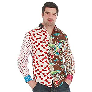 Foul Fashion FSHIS - Camiseta (16 años) (talla 14 inch)