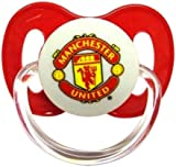 Manchester United Baby Soothers
