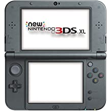 Nintendo Handheld Console 3DS XL - New Nintendo 3DS XL Metallic - Black [New Nintendo 3DS]