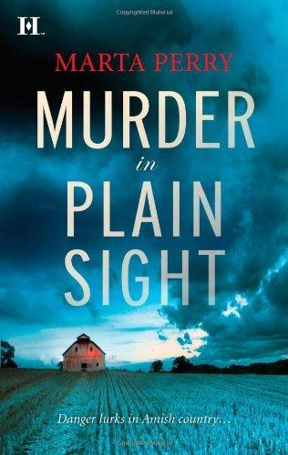Murder In Plain Sight Amish Suspense Book 1