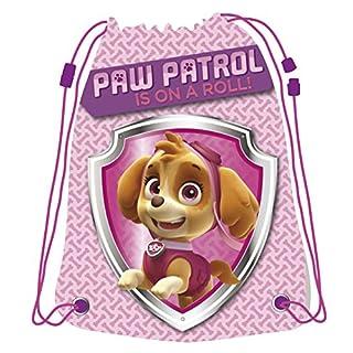 Arditex-PW9666-Turnbeutel-Motiv Paw Patrol-Mädchen-33°x°44°cm