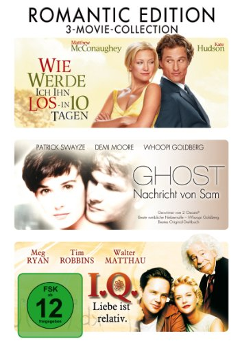 wie werde ich ihn los in 10 tagen ghost i q 3 dvds preisbarometer. Black Bedroom Furniture Sets. Home Design Ideas