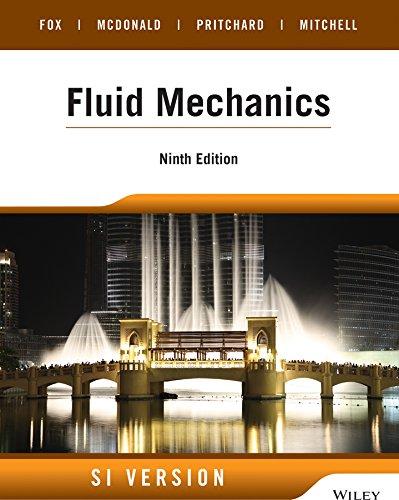 Fluid Mechanics por Robert W. Fox