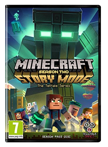Minecraft: Story Mode - Season 2 Pass Disc (PC CD) (New)