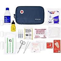 Erste-Hilfe-Set SPORT für Sportausrüstungen (WASSERSTOFFPEROXID, SOFORT-KÜHLAKKU, PHYSIOLOGISCHEN SERUMS, RETTUNGSDECKE... preisvergleich bei billige-tabletten.eu