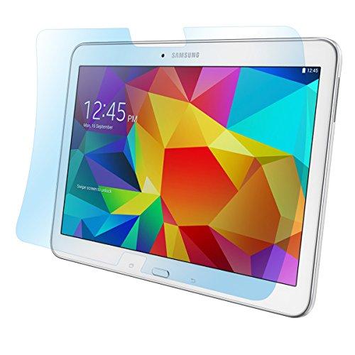 doupi UltraThin Schutzfolie für Samsung Galaxy Tab 4 (10,1 Zoll) 10,1 Zoll, matt entspielgelt optimiert Bildschirm Schutz (3x Folie in Packung)
