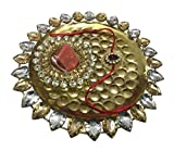 #2: Loops n knots Rakhi Thali ,Stylish Rakhi Platter For Brother-Rakhi Pooja Thali For Rakshabandhan Gift For Brother