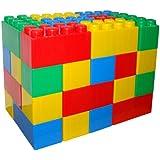 Wader Building Bricks (Pack of 45, XXL)