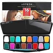 ARTEZA® Pinturas de cara para niños Set de maquillaje para fiestas infantiles
