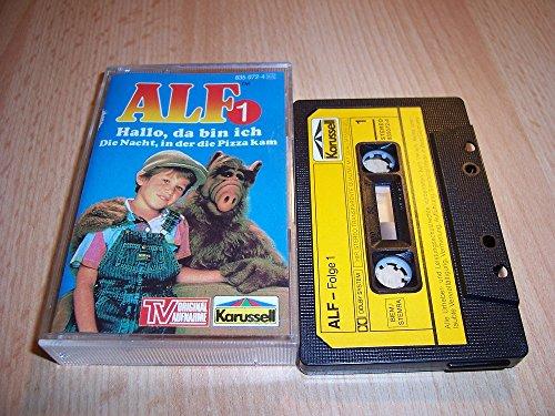 ALF (1) Hallo, da bin ich/Die Nacht, in der die Pizza kam