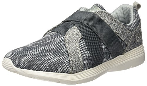 YUMAS Bycky, Chaussures femme Gris