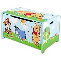 Preisvergleich für Toybox Winnie the Pooh - Spielzeugbox
