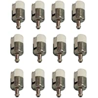 OuyFilters Filtro de combustible para desbrozadora/sopladora Walbro 125-527 Echo 131-205-07320 Robin 3112 Shindaiwa T230 T231 Stihl FC75 FS85