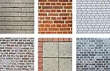 5KG 1K Dichtschlämme Mauerwerksabdichtung Bauwerksabdichtung gegen Schimmel, Feuchte Wände Abdichtung Balkonabdichtung Kellerabdichtung Terrassenabdichtung