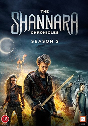 Shannara chronicles the best amazon price in savemoney the shannara chronicles season 2 dvd region 2 nordic edition europeuk fandeluxe Gallery