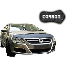 Black Bull VW Passat CC CARBON Protector del Capot Car Bra Bonnet Hood Tuning Coche Máscara NUEVO