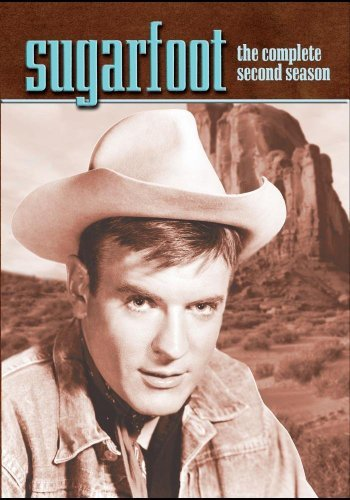Sugarfoot (1957-1961) Complete Second Season - [Box 5 DVD] UK FORMAT by Will Hutchins