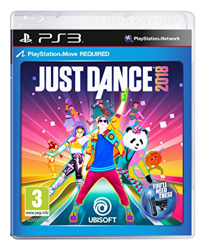 Foto Just Dance 2018 - PlayStation 3