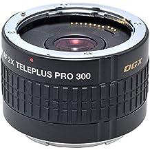 Kenko Teleplus Pro 300 - Convertidor de objetivo para Nikon (diámetro de 72 mm), negro