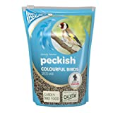 Peckish Colourful Bird Seed Mix for Wild Bird, 2 kg