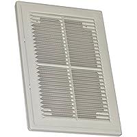 AERZETIX: Rejilla para ventilacion en plastico 30/20cm C4631
