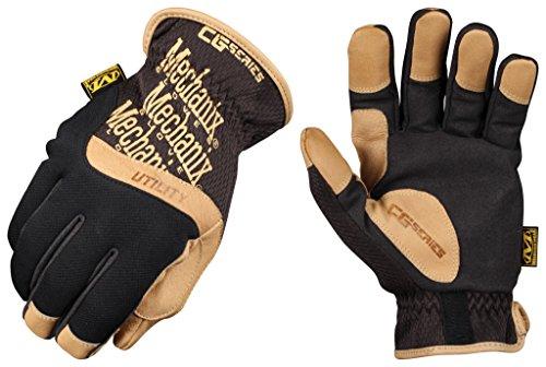 Mechanix Wear CG Utility Handschuhe Schwarz/Braun size XL