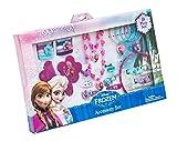 Disney Frozen 755083 - Schmuckset, groß, 25-teilig, 40.5 x 26 x 4 cm