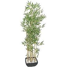 Bambu artificial for Plantas decorativas amazon