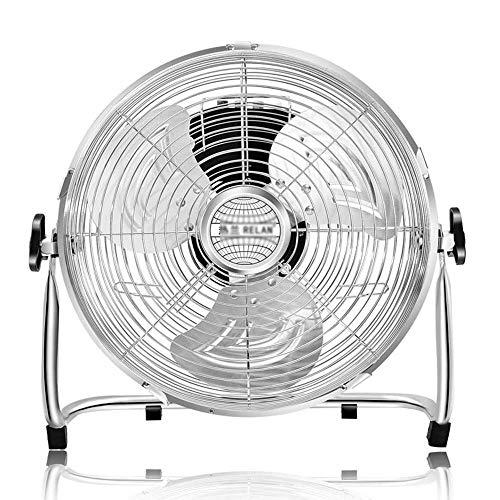 LJHA fengshan Ventilador Eléctrico, Ventilador De Pie De Alta Potencia De La Industria Fan Fuerte De...