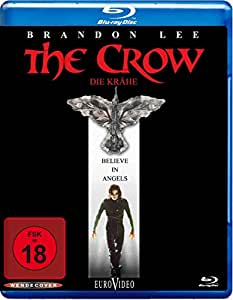 The Crow (Blu-Ray) [Import allemand]