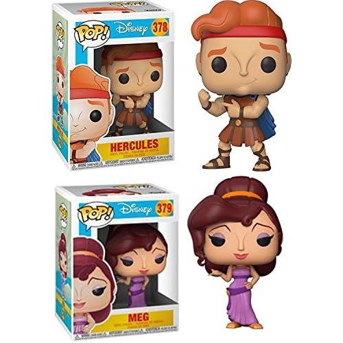 Pack 2Hercules+ Meg