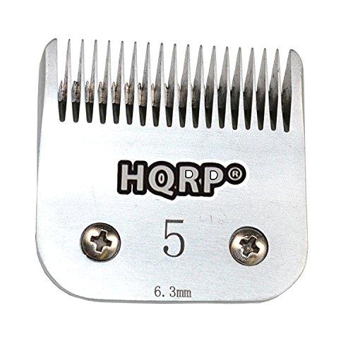 HQRP Cuchilla cortapelos animales [tamaño 5FC] Oster
