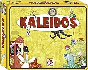 Mercurio- Juego KALEIDOS Encuentra Las Cosas Que EMPIEZEN por UNA Palabra, (K0002)